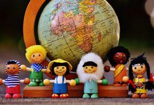 様々な国籍