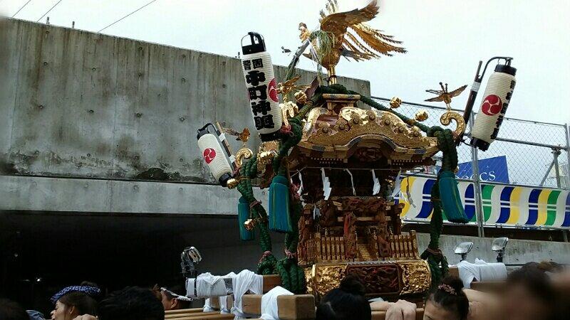 登戸稲荷神社 お祭り2018