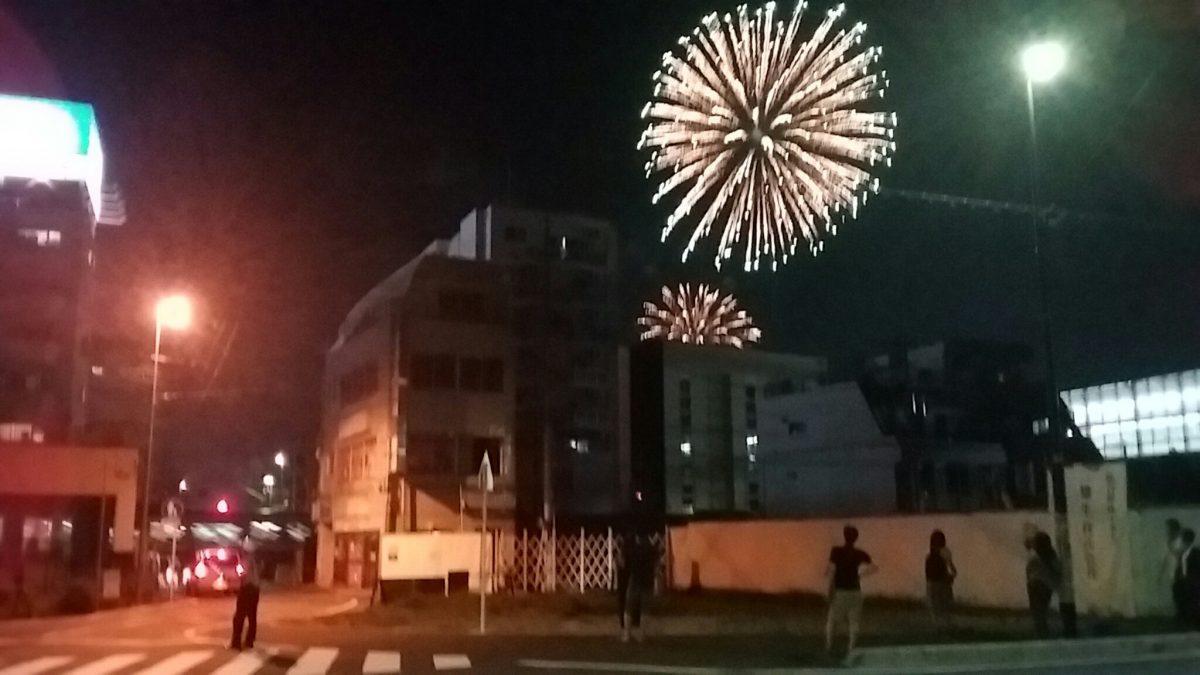 狛江花火大会2019!